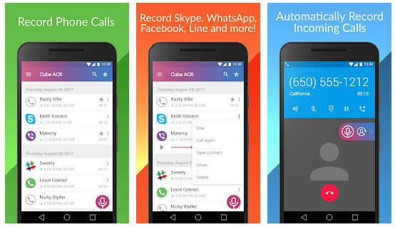 Call Recorder App Free Download